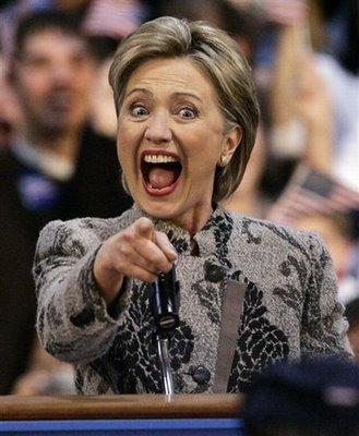 Say Hi to Hillary