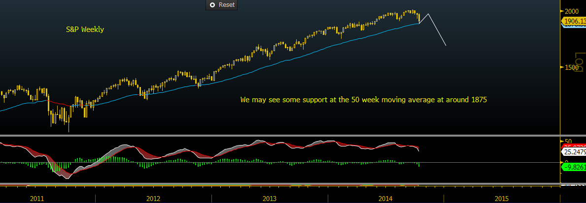 Weekly S&P