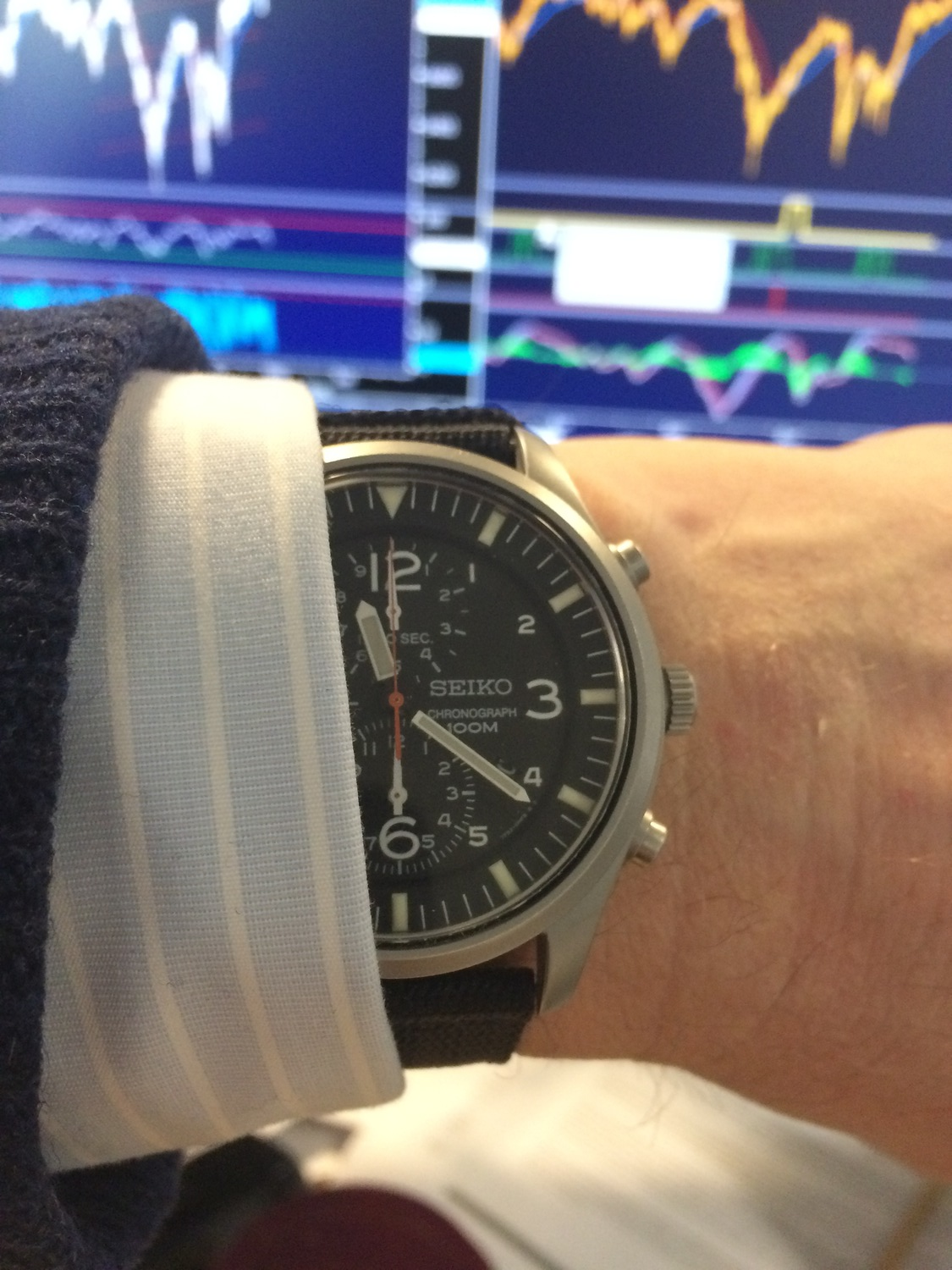 I'll mostly be sticking with my £70 Seiko thanks
