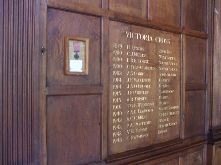 VC's of Wellington College