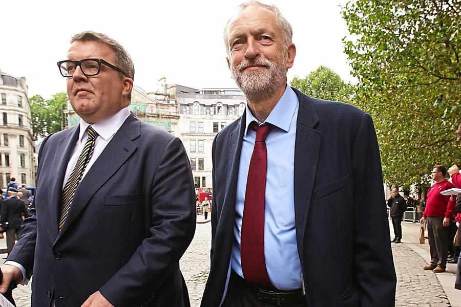 Tom Watson; the Stalin to Corbyn's Trotsky