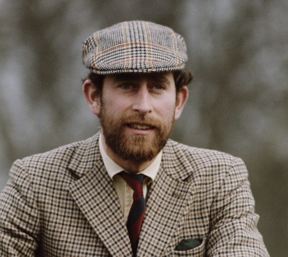 the Godfather of the 'Hipster' look