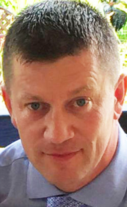 Police Officer and fellow ex Gunner Keith Palmer; murdered.