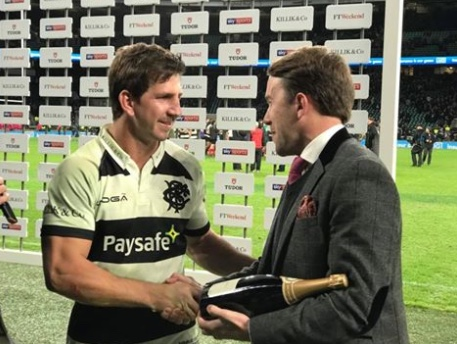 All Blacks v Ba Ba's - Man of the Match; Kwagga Smith
