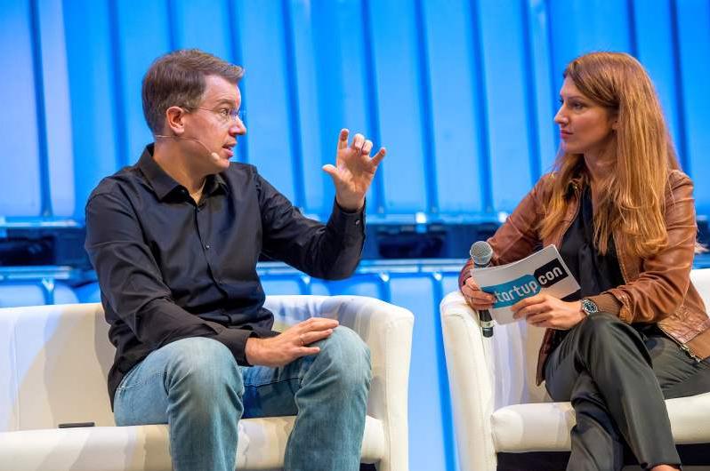 Investoren wie Frank Thelen und Klaus Hommels sind bei der StartupCon dabei