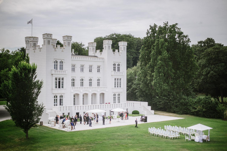 Hochzeit ver der Burg Hohenzollern - Grand Hotel Heiligendamm