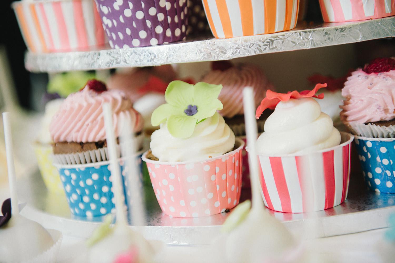 Cupcakes Schloss Wedendorf Hochzeit