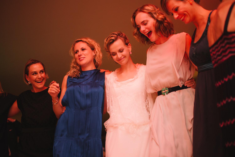 Braut Party Hochzeit Schloss Wedendorf