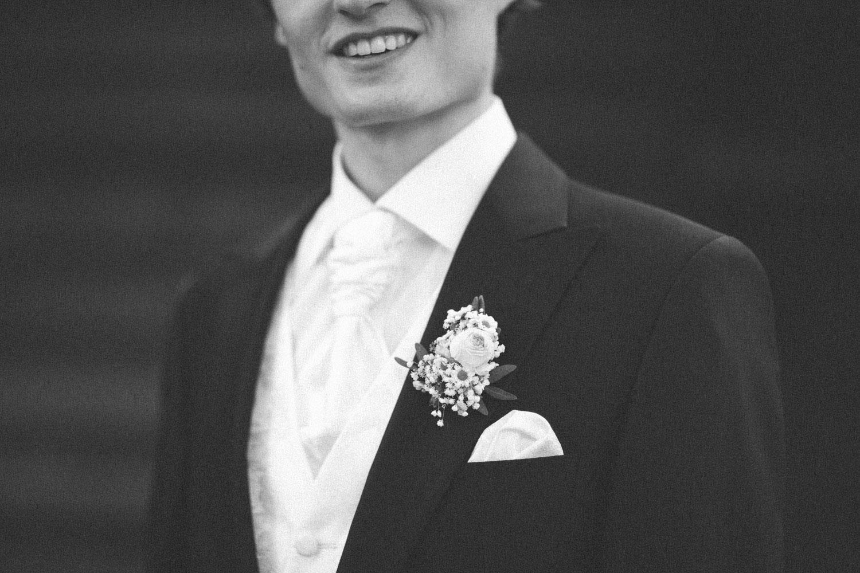 Hochzeit Bräutigam Schlemmin