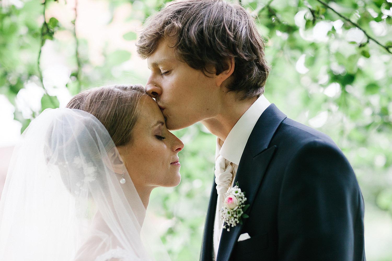 Hochzeitspaar Schlemmin