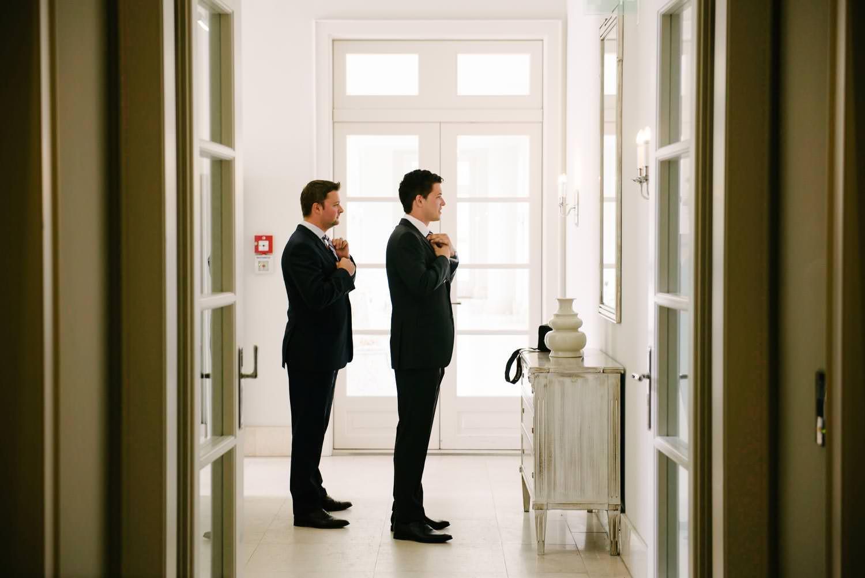 Bräutigam Hochzeit Wedding Grand Hotel Heiligendamm