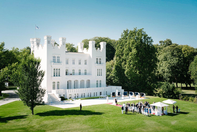 standesamtliche Trauung Burg Hohenzollern Hochzeit Wedding Grand