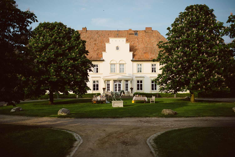Hochzeitslocation Gutshaus Klein Nienhagen