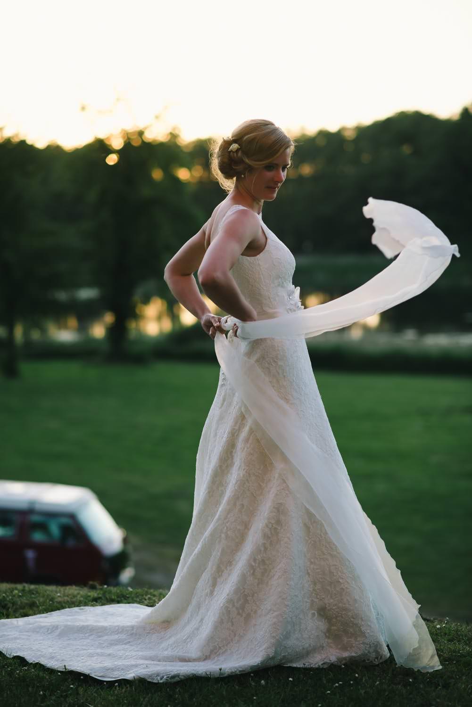 Hochzeitsfotografie Schloss Ulrichshusen
