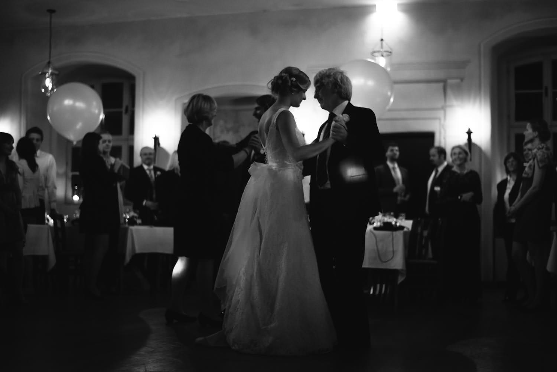 Hochzeitsparty Schloss Ulrichshusen