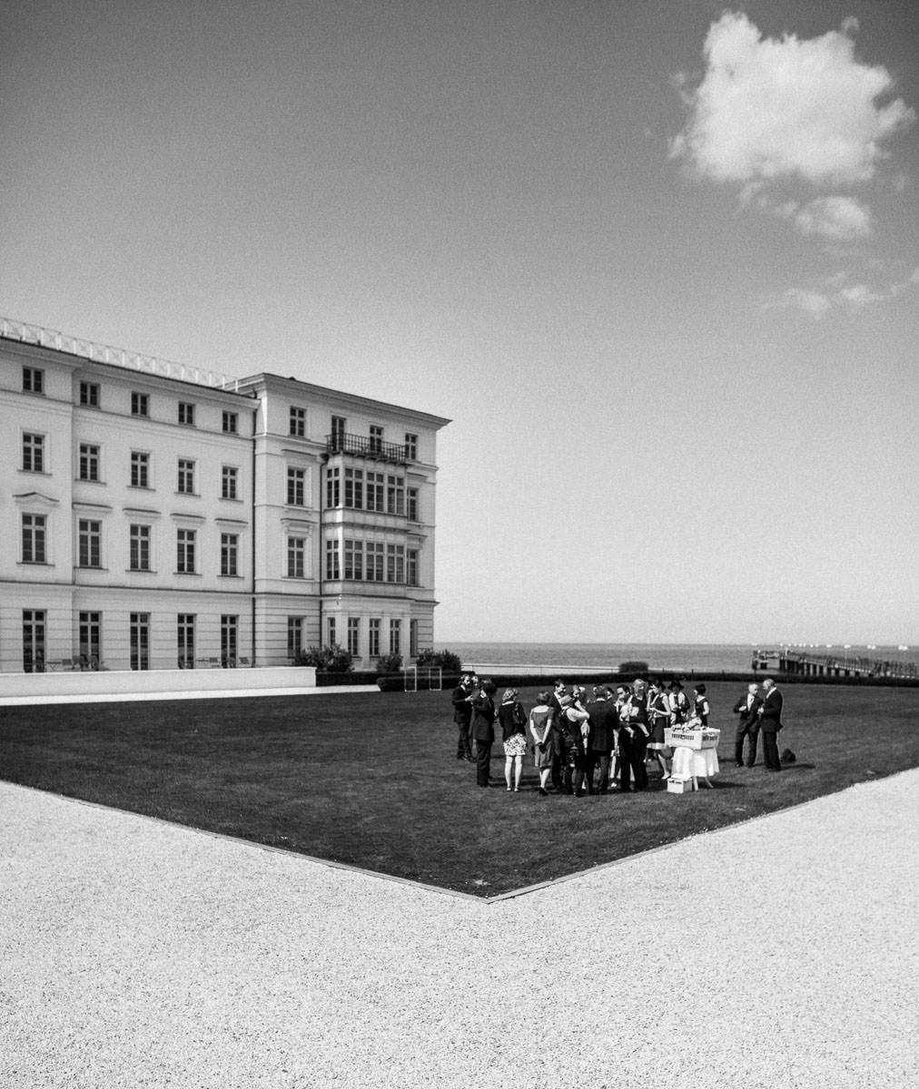 Hochzeitsfotograf aus Rostock im Grand Hotel Heiligendamm Mecklenburg Vorpommern