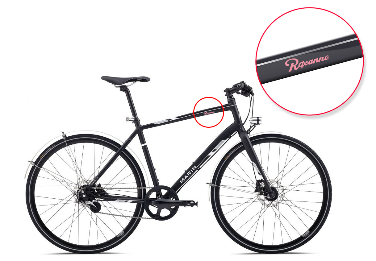 Name one of our Hire Bikes