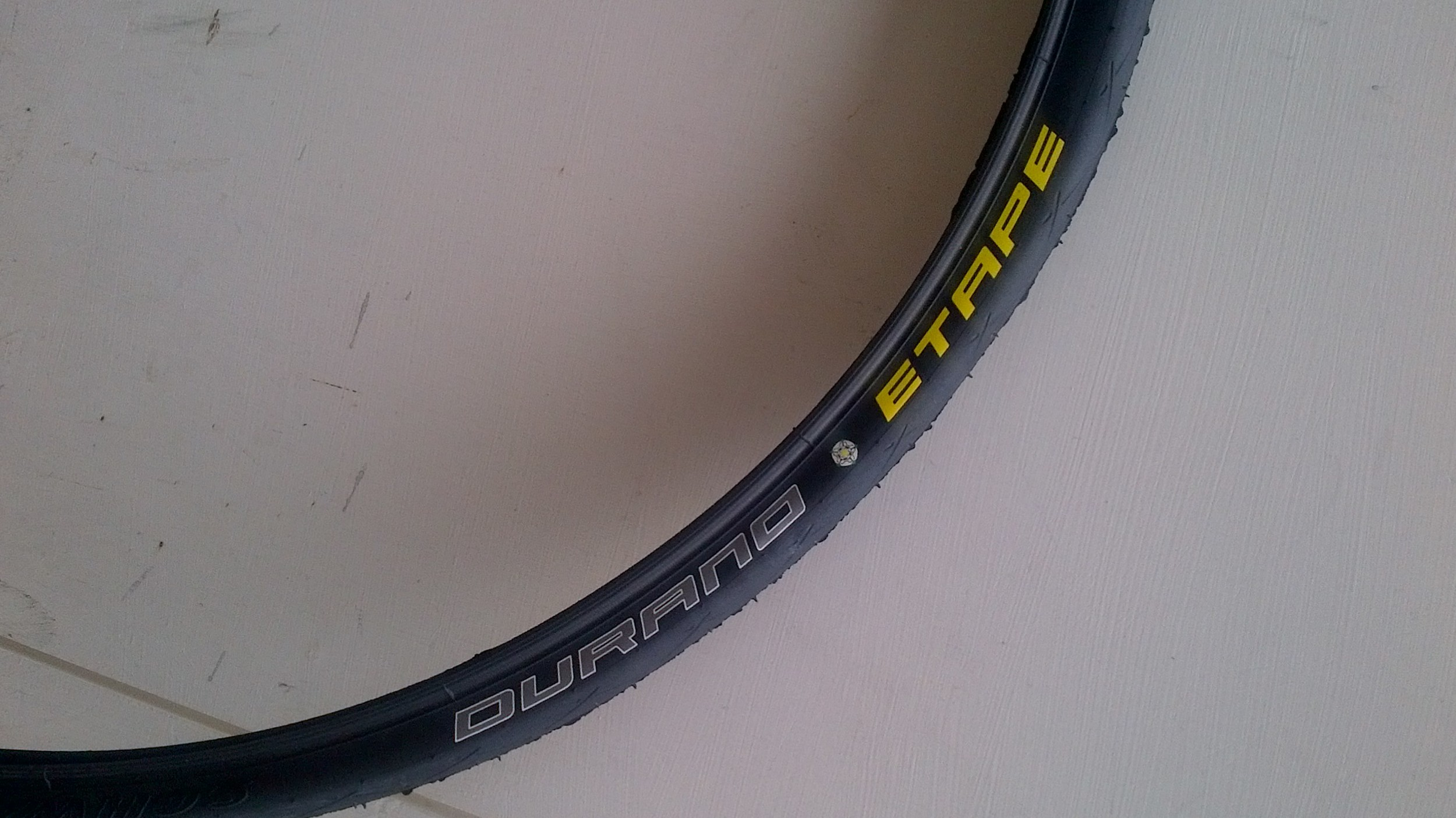 Road tyres made for the Grand Deprt