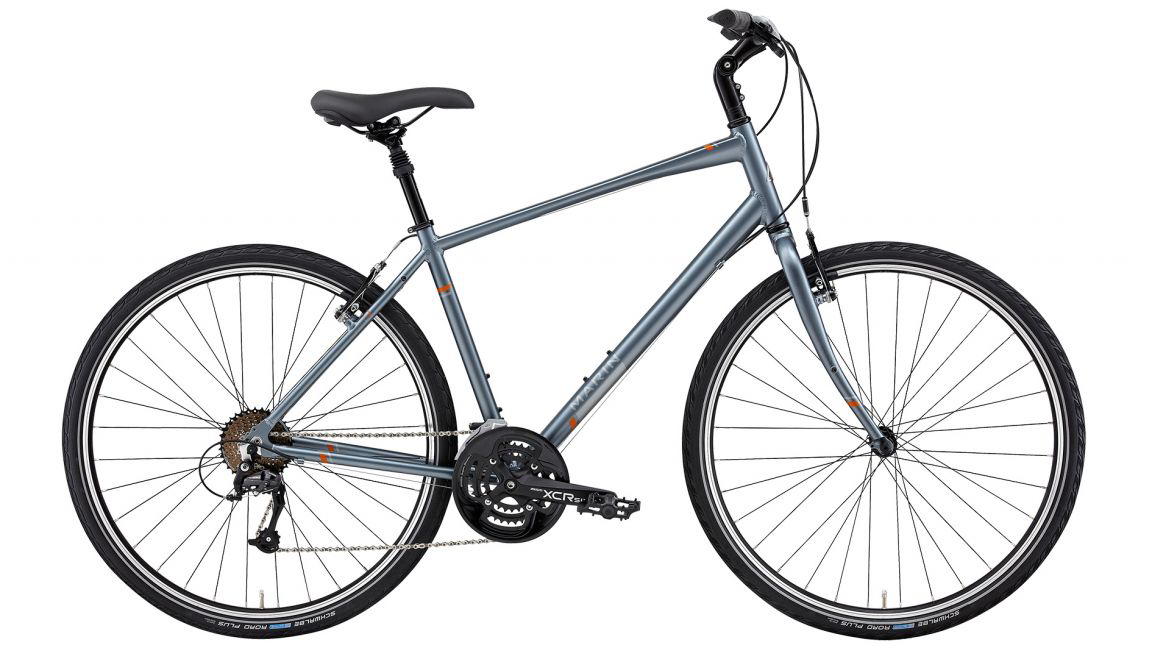 Larkspur : designed for casual fitness rides and short distance commuting