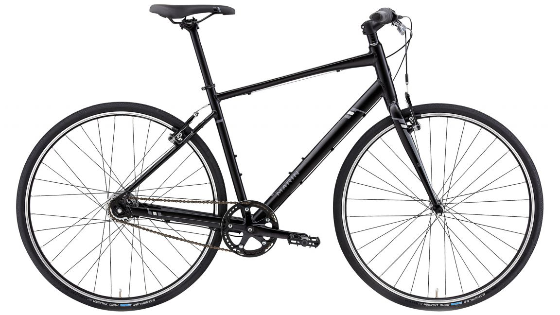 The Fairfax  the speed of a road bike, with the durability and reliability of a commuter bike.