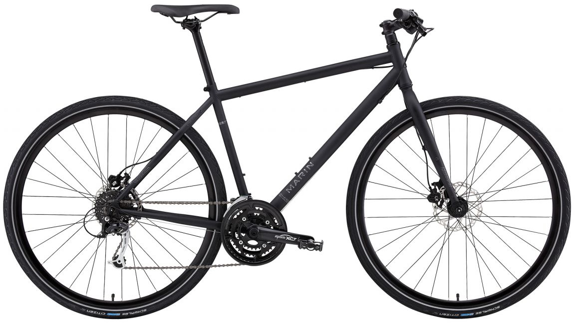 The Muirwoods:  designed and built for riders who want the ultimate city bike