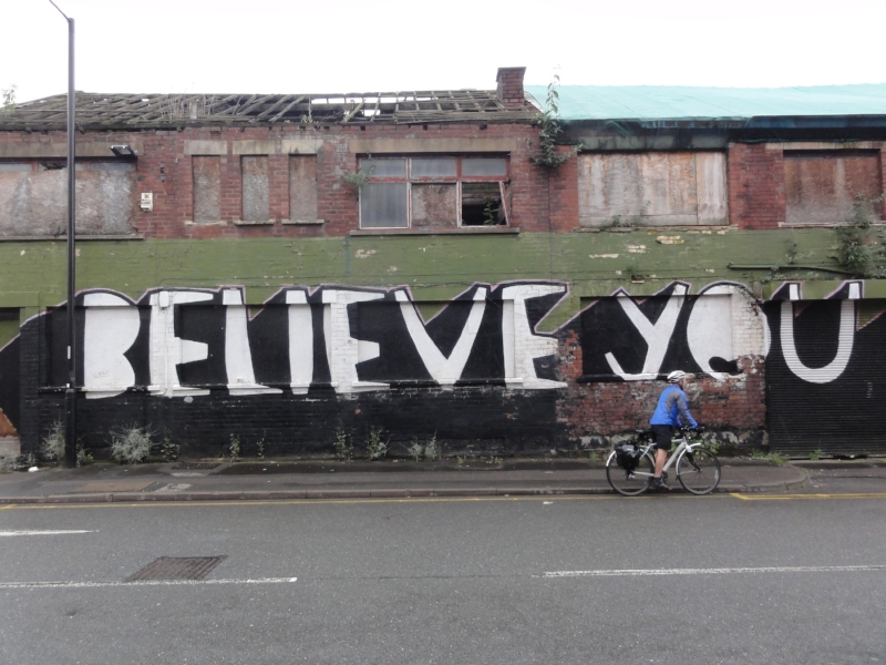 Believe you me... there's plenty to see in Sheffield when you #discoveryourcity