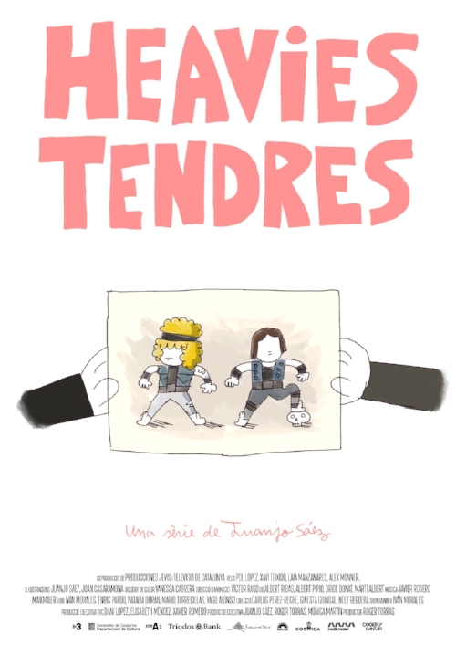Heavies Tendres Poster Javier Rodero Score Composer.jpg