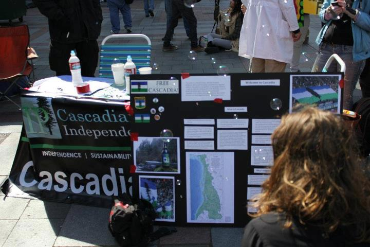 Cascadia Independence Table