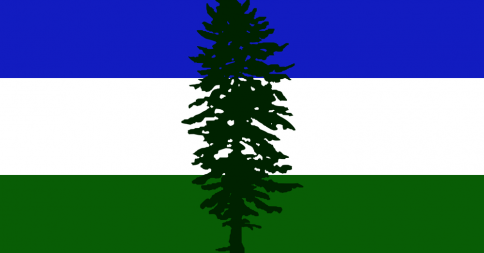 cascadia doug flag