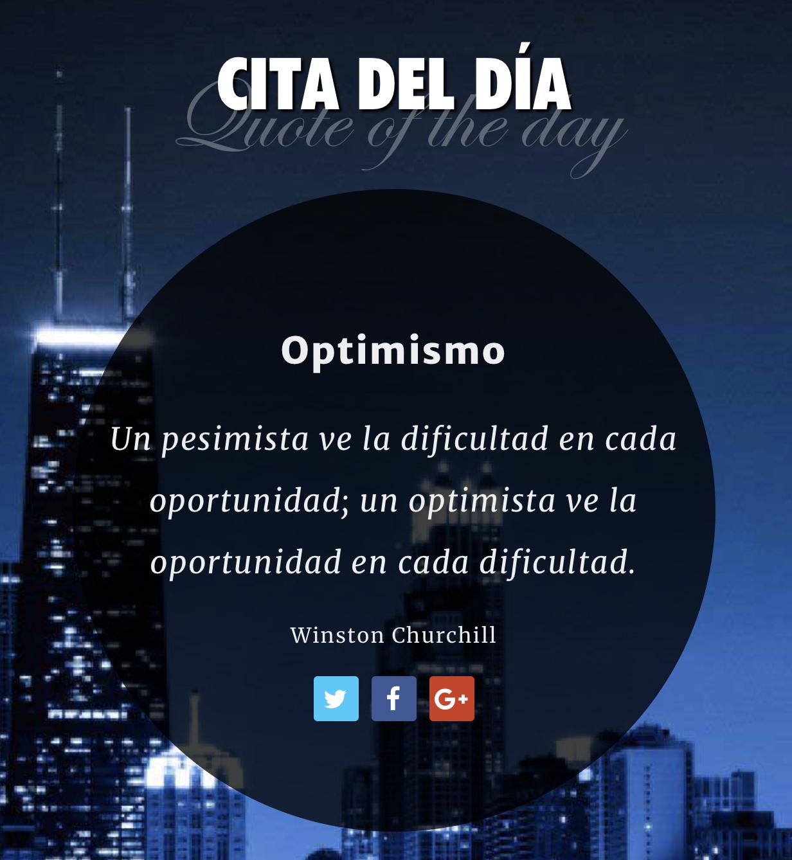 Porque el optimismo es parte del músculo inmobiliario en redes sociales.