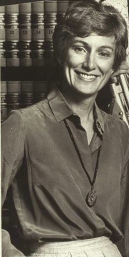 Marlene Prenderghast 1982