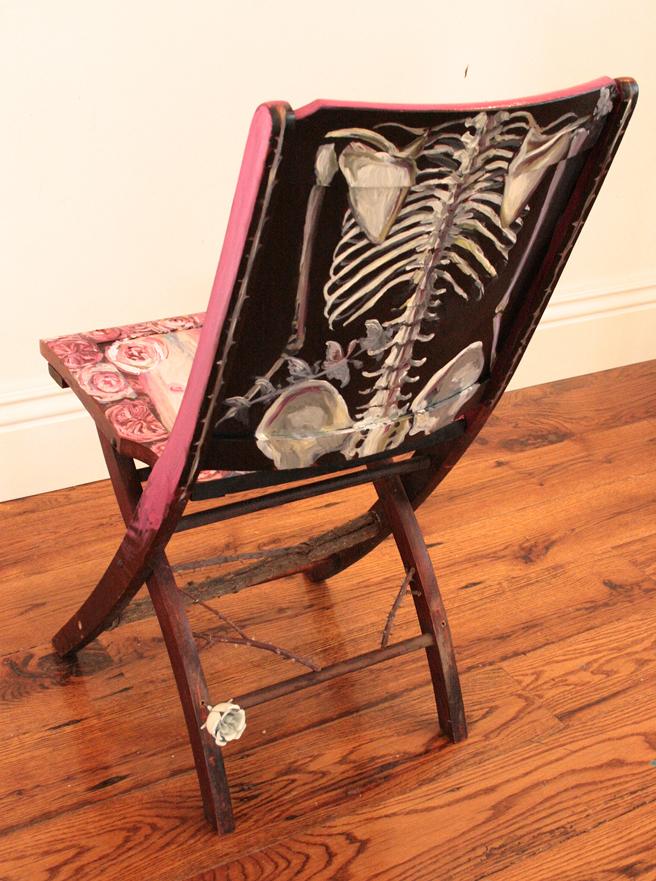 Chair # 38 Marie Cameron