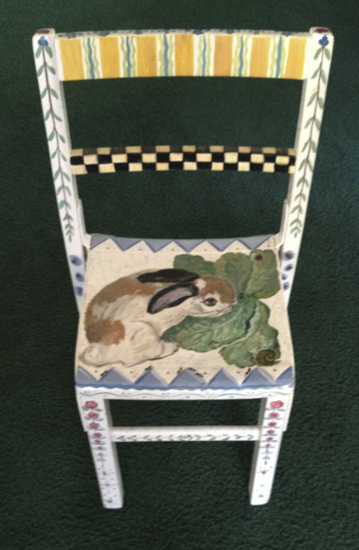 Chair # 78 Bev Jauch