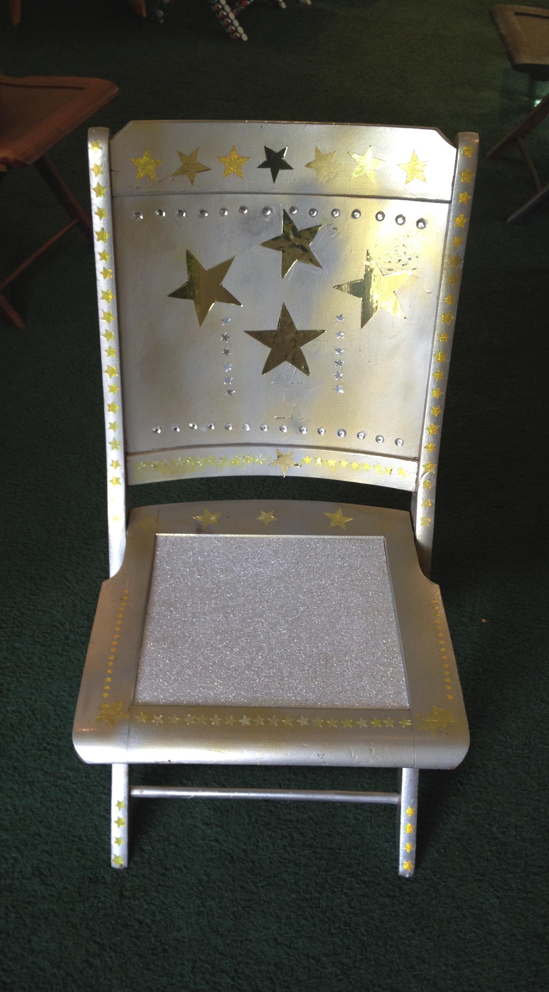 Chair # 20 Diana Diamond