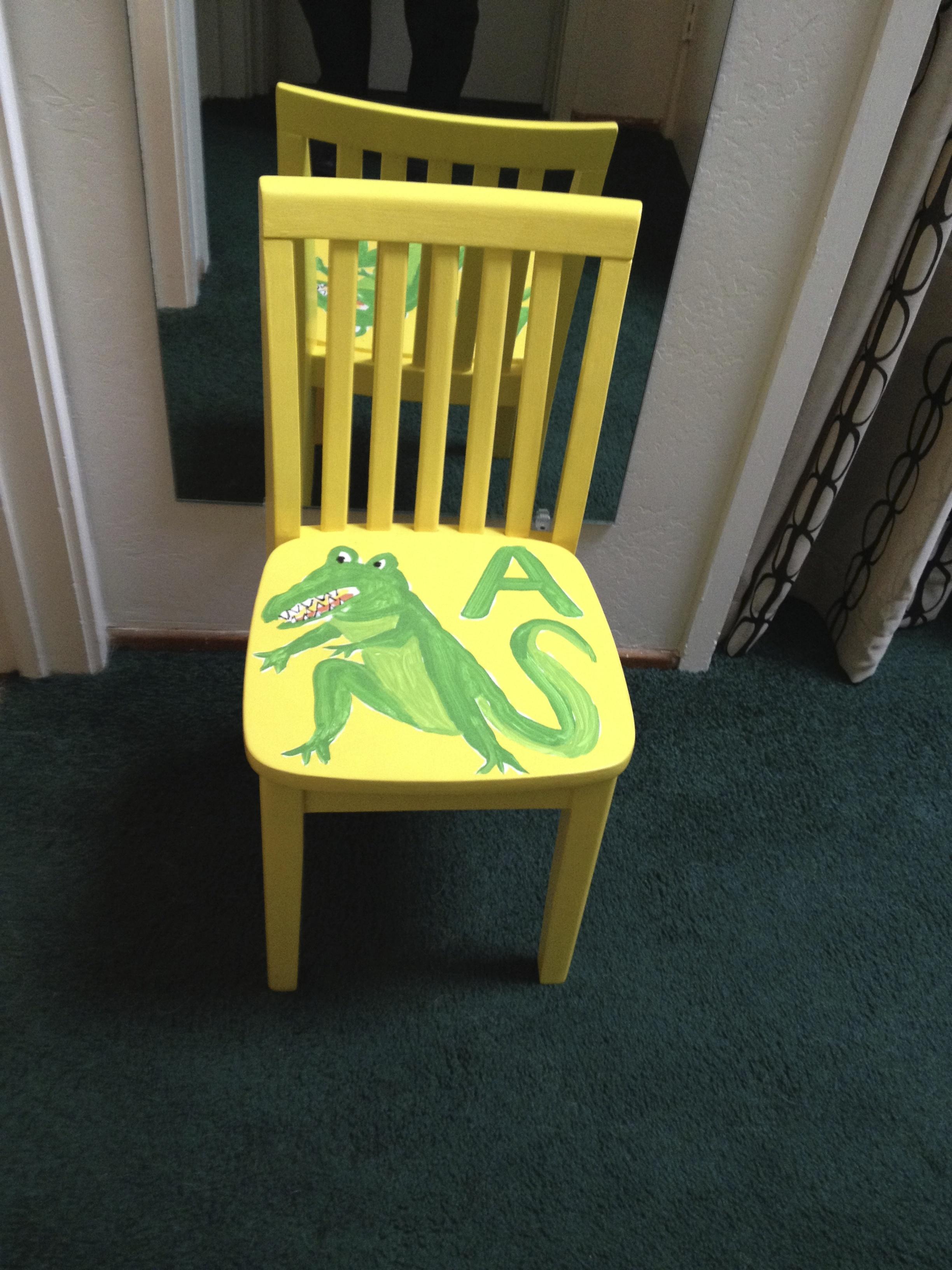 Chair # 60 Griscom-Sullivan