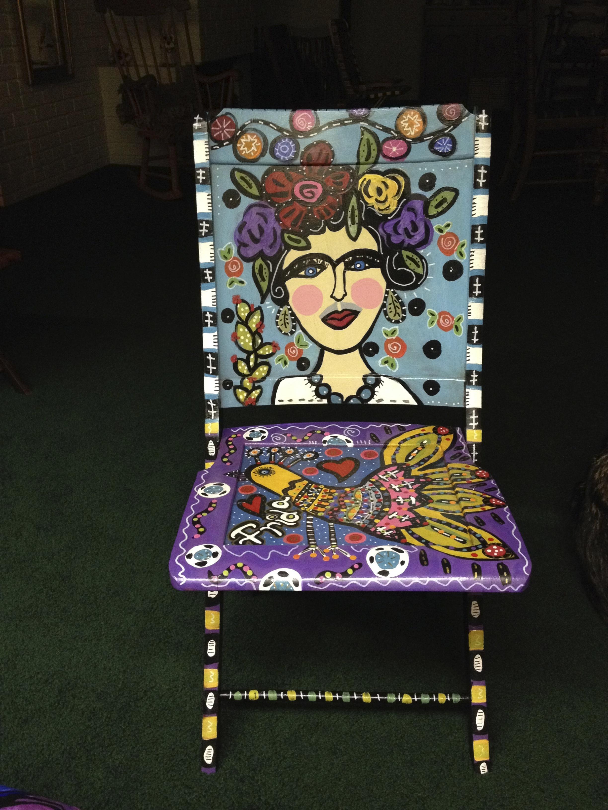 Chair # 29 Emily Cohen
