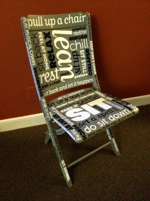 Chair  43 Jodie Stowe