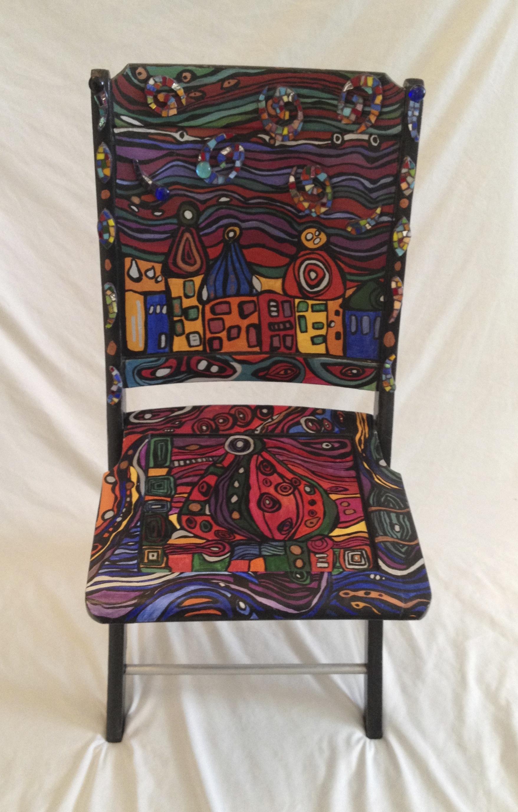 Chair # 25 Nancy Meyer