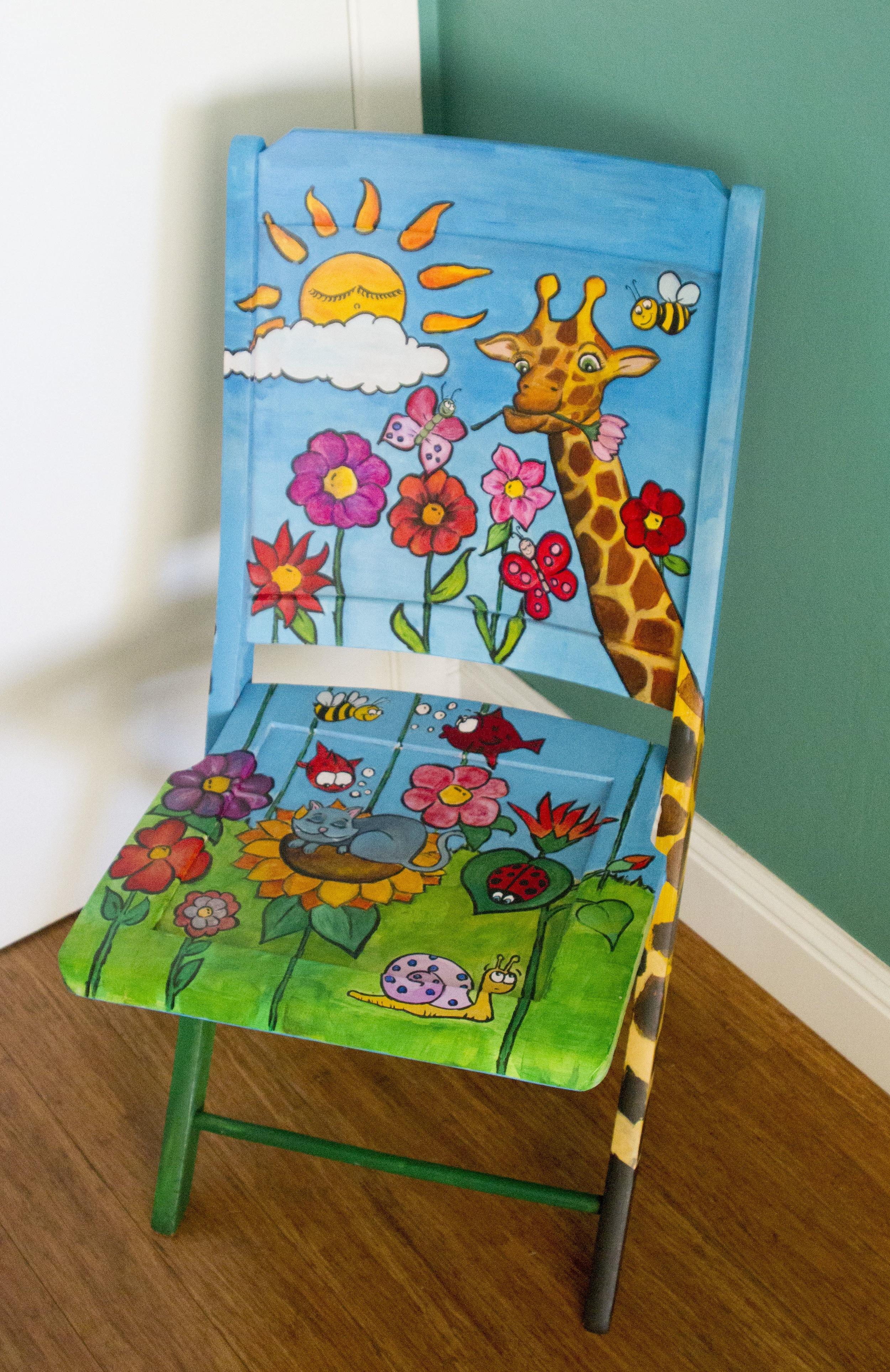 Chair # 50 Laura Dall'agata