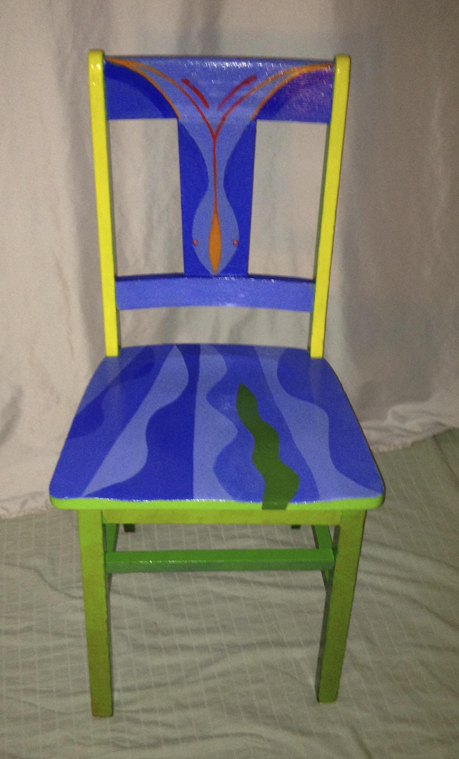 Chair # 73 Ceevah Sobel