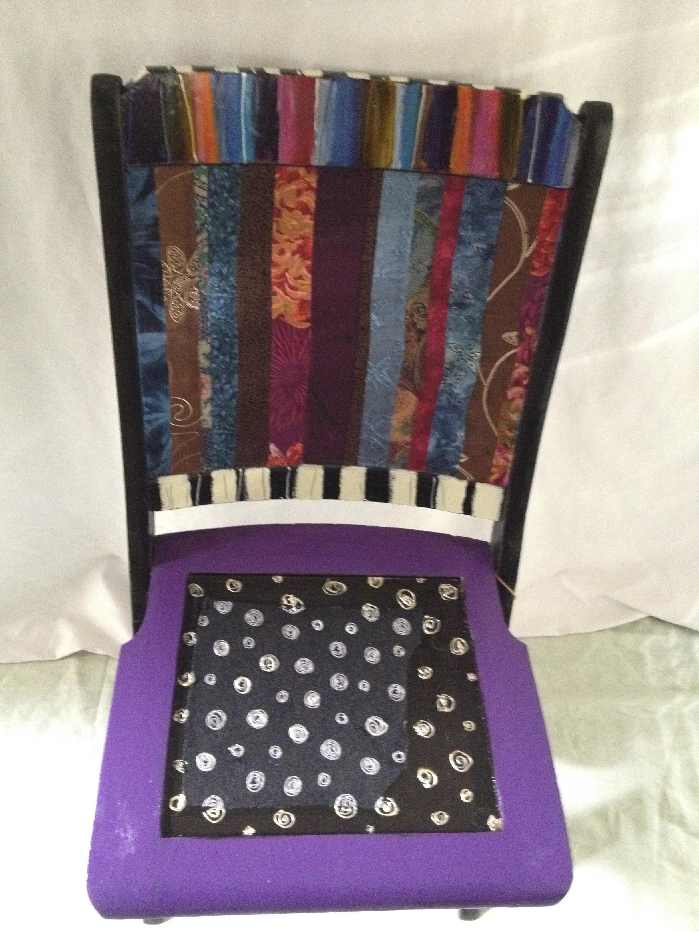 Chair # 45 Rosine Ferber