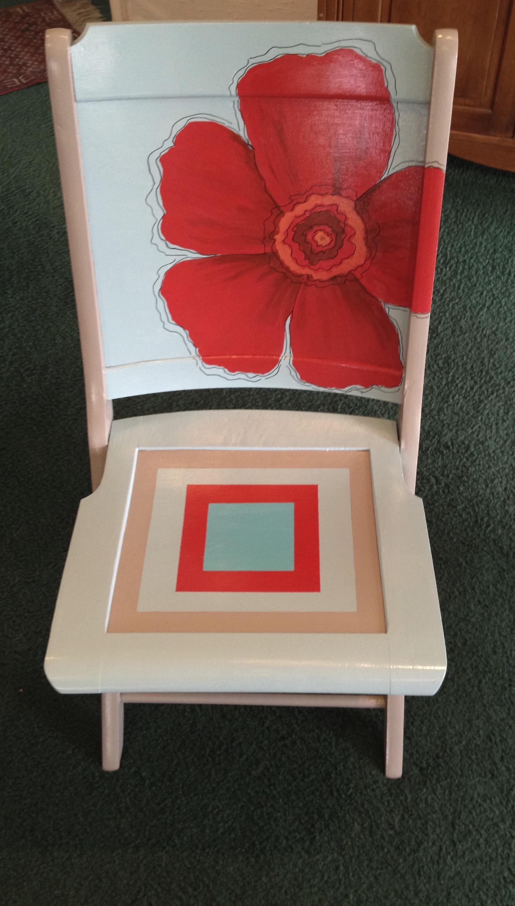 Chair # 42 Tanya Yurgaitis