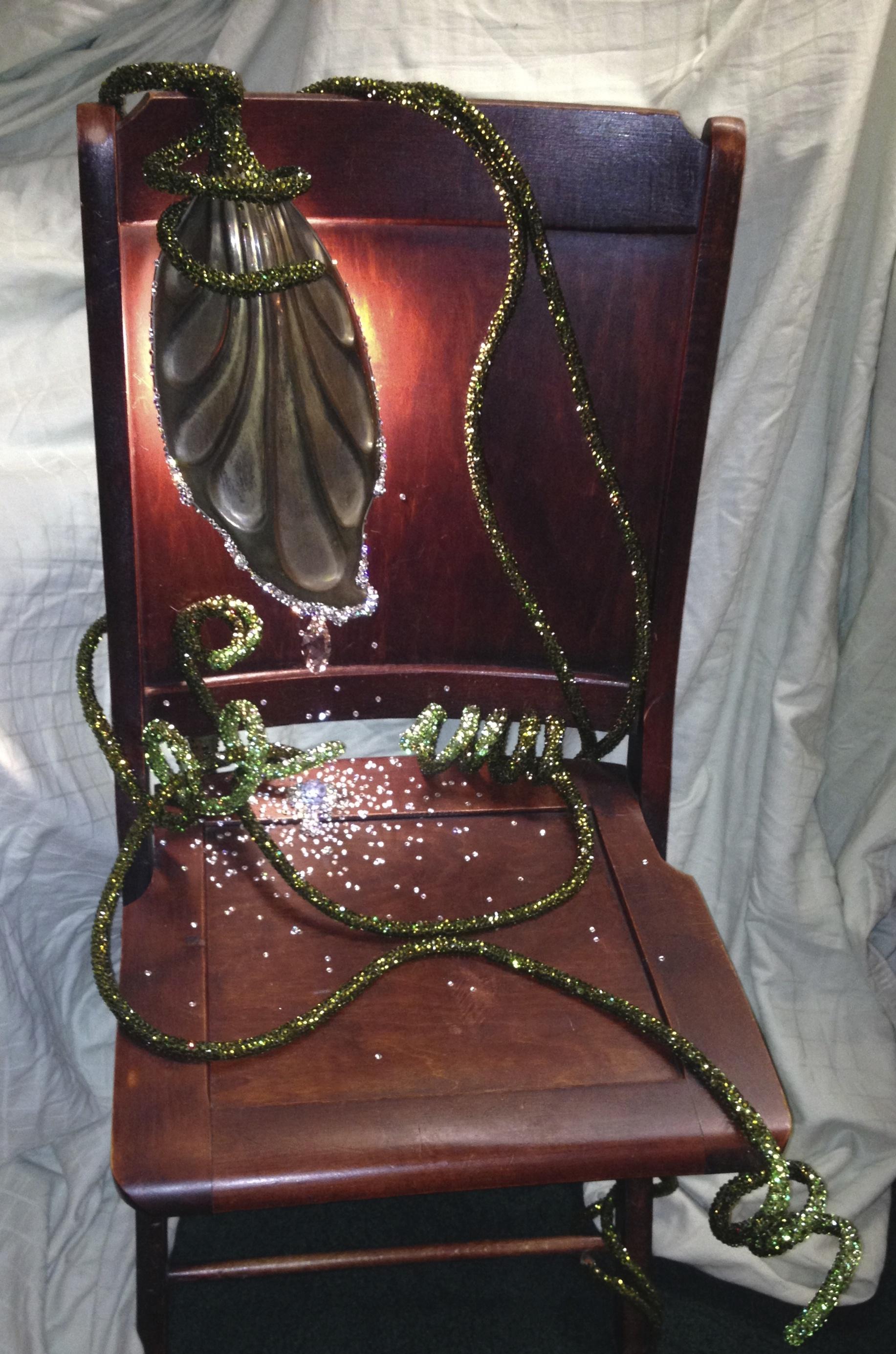 Chair # 26 Ron Orpitelli