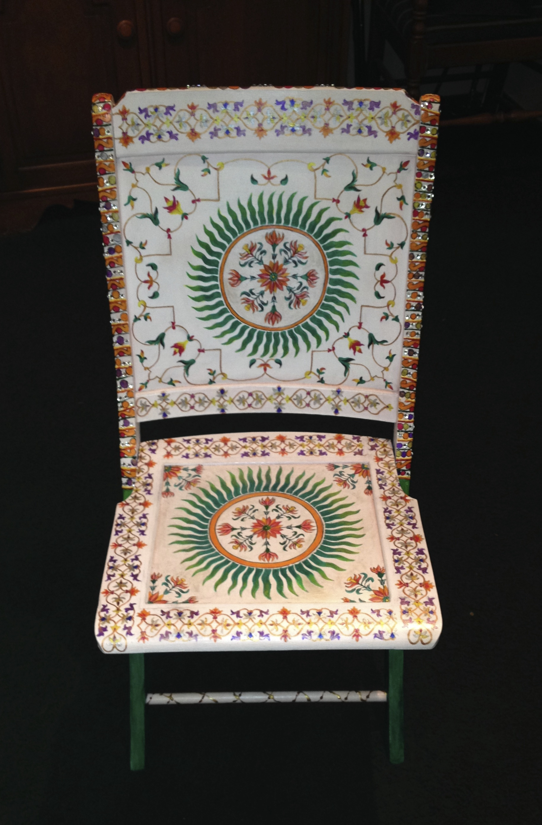 Chair # 55 Janki Chokshi