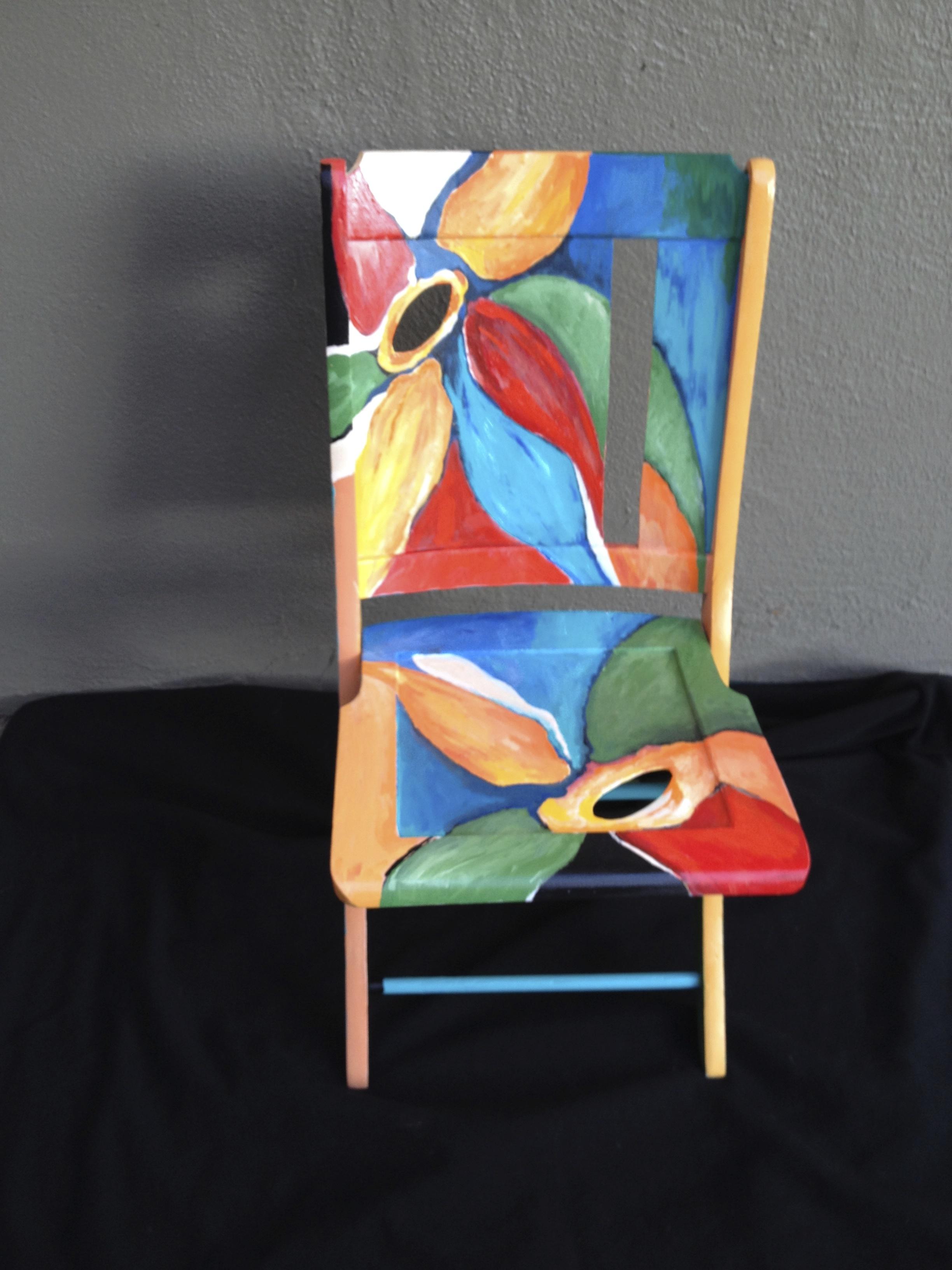 Chair # 15 Jo Killen