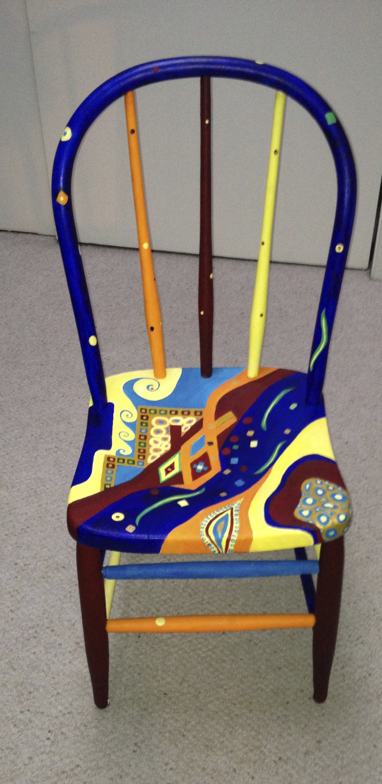 Chair # 68 Klaus-Abada