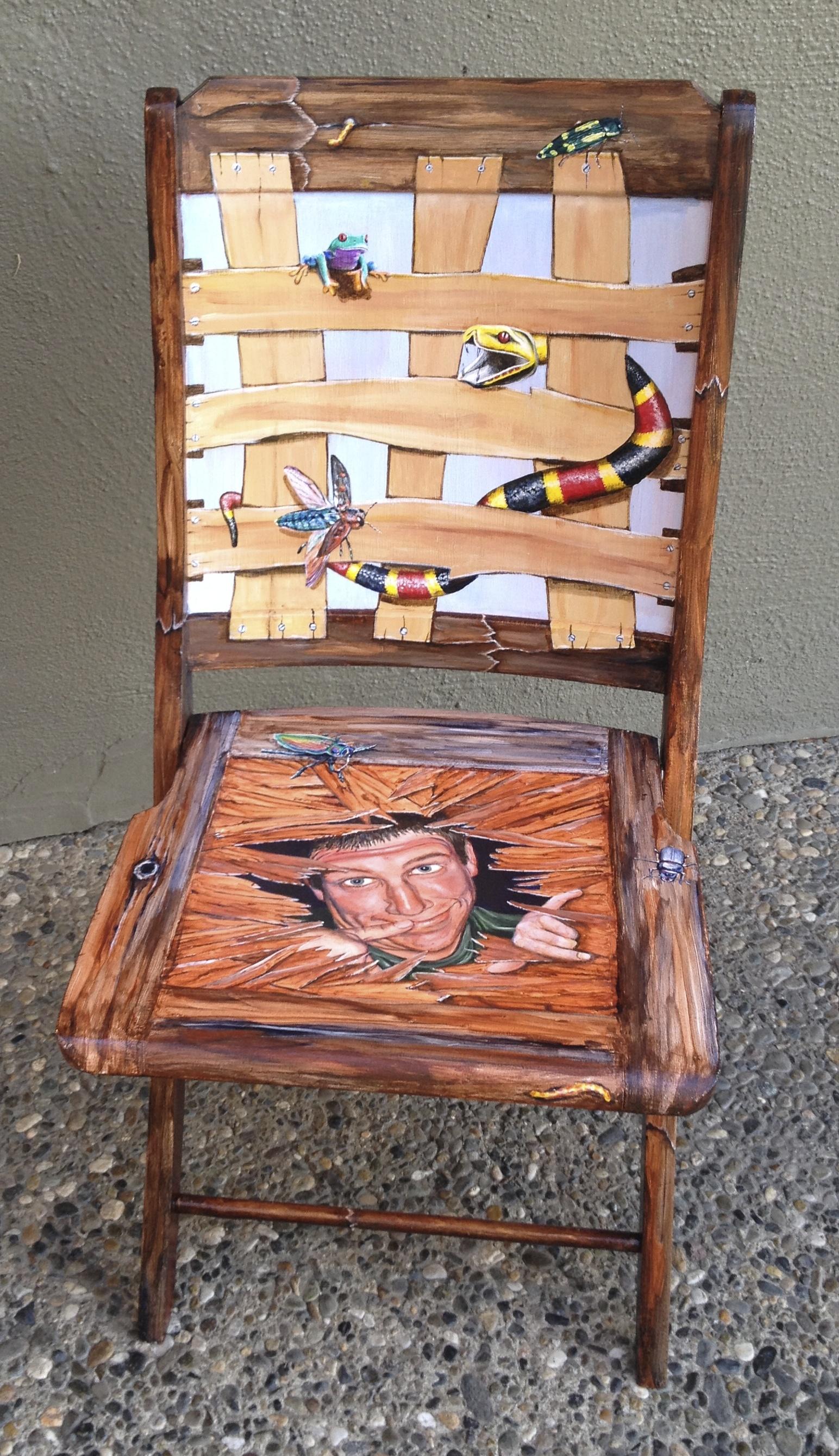 Chair # 3 Mark Garner