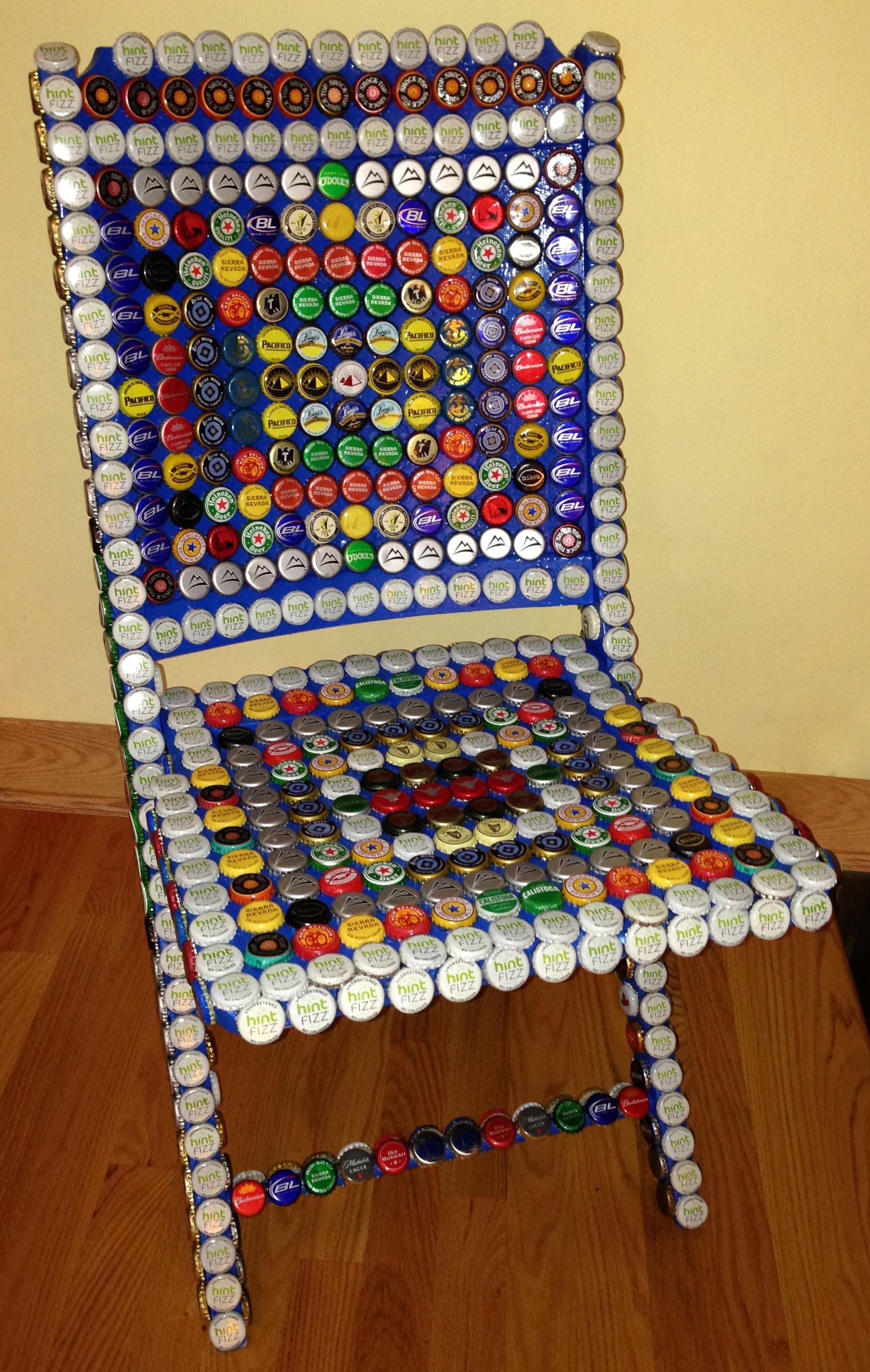 Chair # 51 Dora Grinnell