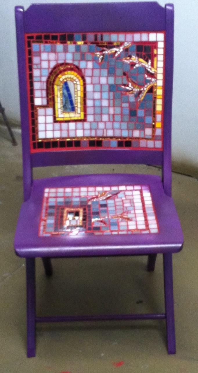 Chair # 2 Margarita Soyfertis