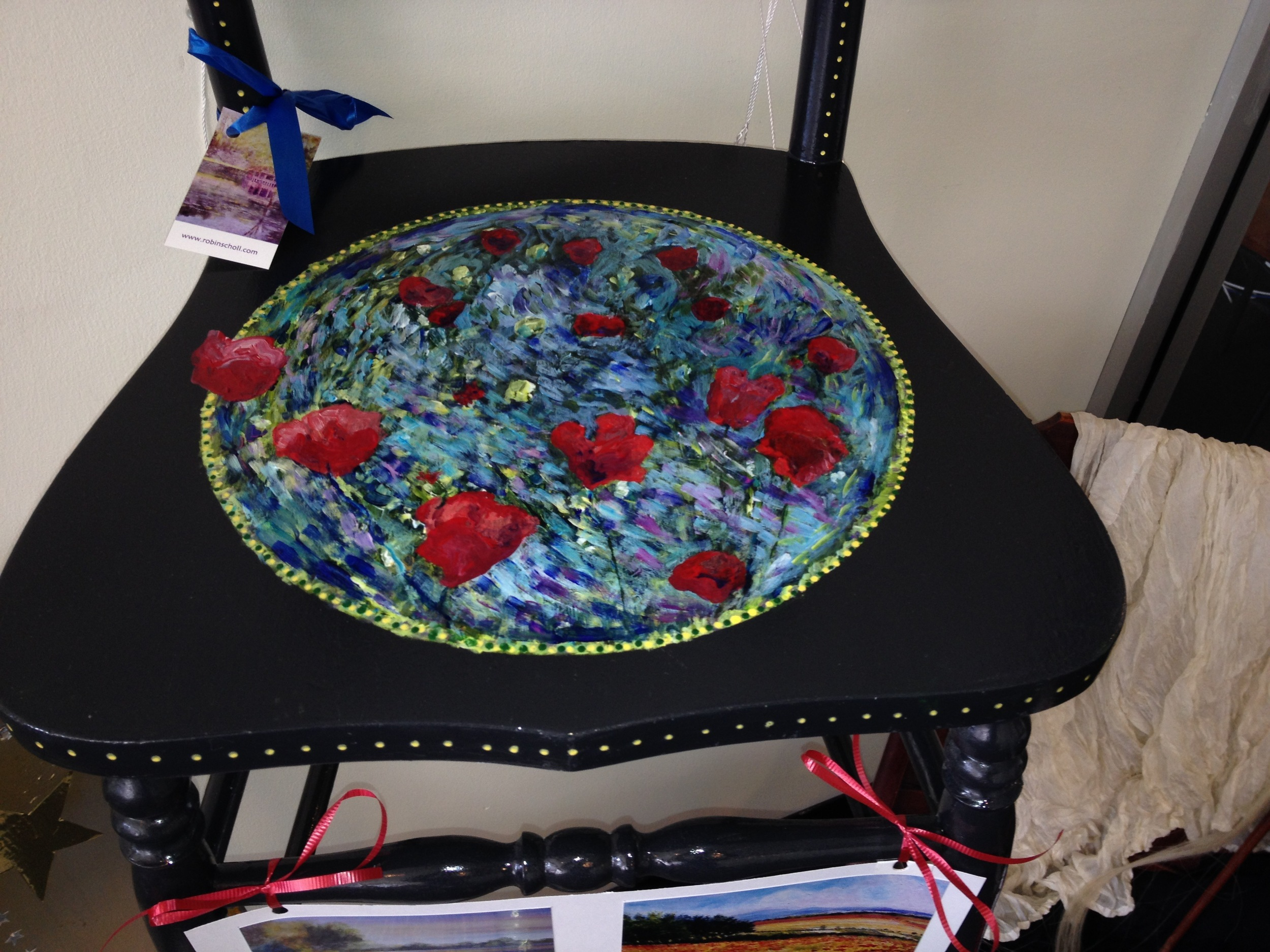 Chair # 79 Robin Scholl